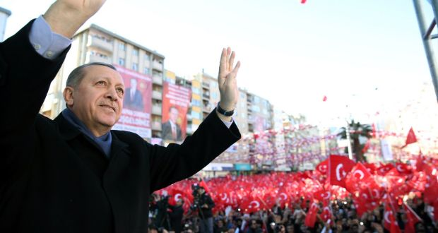 Erdogan, the dictator by popular vote