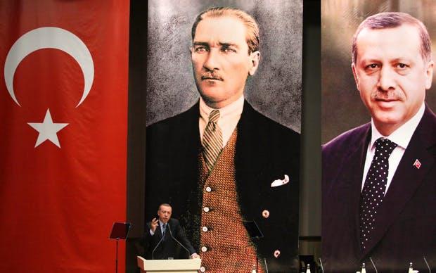 Kemalist Turkey