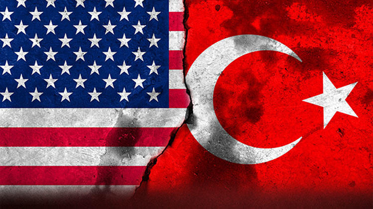 Turkish detachment from US Policy